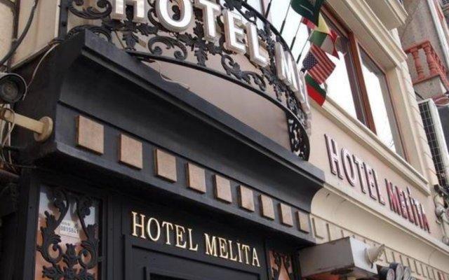 Melita Турция, Стамбул - 11 отзывов об отеле, цены и фото номеров - забронировать отель Melita онлайн вид на фасад