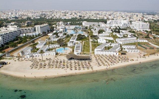 Thalassa Sousse Hotel Сусс пляж