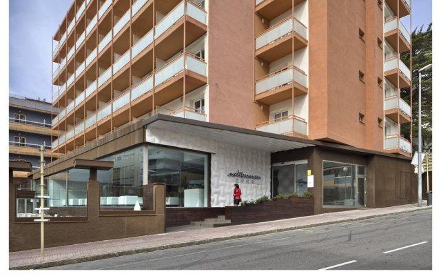 Отель Mariner Испания, Льорет-де-Мар - отзывы, цены и фото номеров - забронировать отель Mariner онлайн вид на фасад