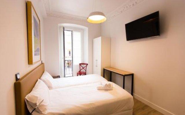 Отель Central Roomss Испания, Сан-Себастьян - отзывы, цены и фото номеров - забронировать отель Central Roomss онлайн комната для гостей