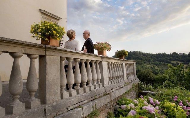 Отель Palazzina di Villa Valmarana Италия, Виченца - отзывы, цены и фото номеров - забронировать отель Palazzina di Villa Valmarana онлайн вид на фасад