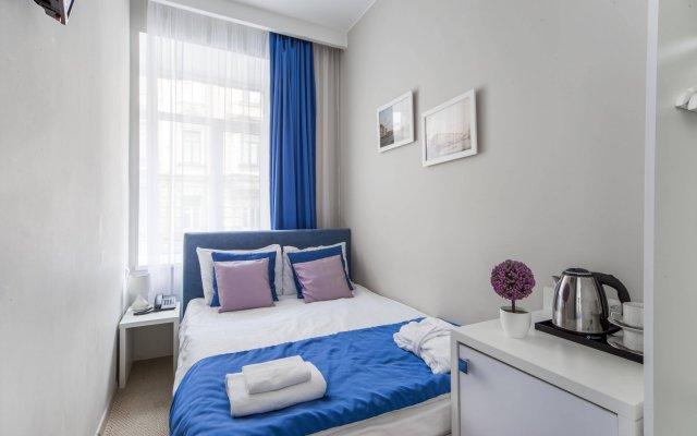 Отель Blue Sky на Невском Санкт-Петербург комната для гостей