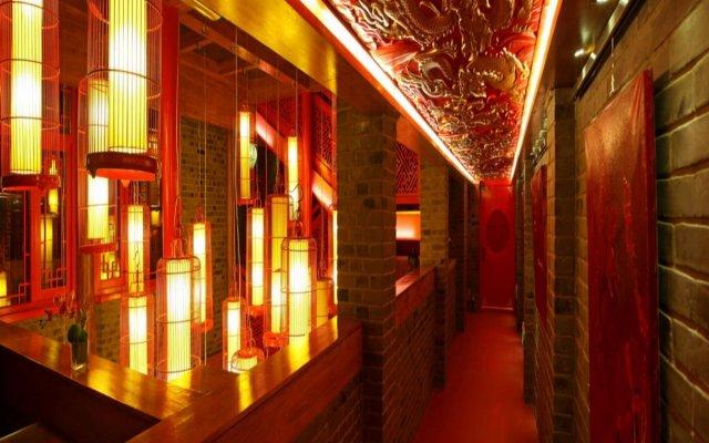 Отель Grand Hotel Du Palais Rouge Lama Temple Китай, Пекин - отзывы, цены и фото номеров - забронировать отель Grand Hotel Du Palais Rouge Lama Temple онлайн вид на фасад