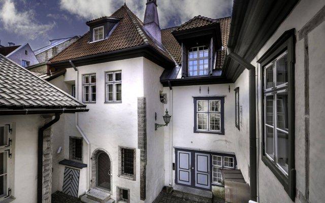 Отель Kuninga Apartments Эстония, Таллин - отзывы, цены и фото номеров - забронировать отель Kuninga Apartments онлайн вид на фасад