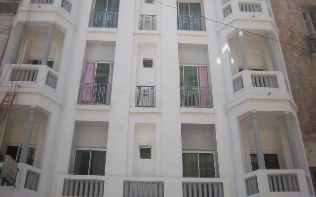 Отель Les Ambassadeurs Марокко, Касабланка - отзывы, цены и фото номеров - забронировать отель Les Ambassadeurs онлайн вид на фасад