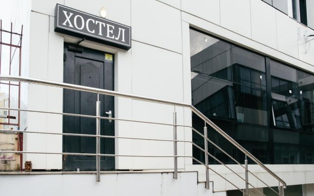 Hostel on Navaginskaya вид на фасад