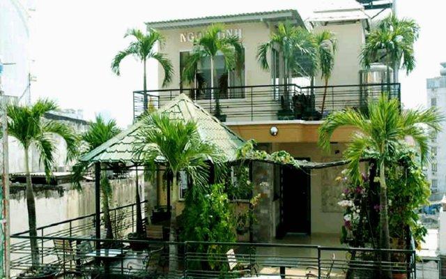Ngoc Minh Hotel вид на фасад