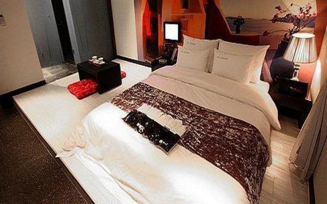 Hwagok Chocolate Hotel комната для гостей
