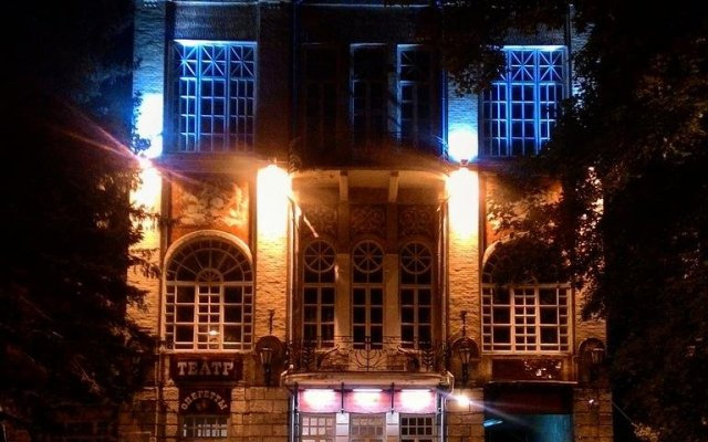 Гостиница Классик вид на фасад