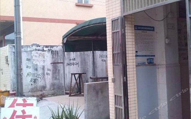 Отель Chezhan Hostel Китай, Чжуншань - отзывы, цены и фото номеров - забронировать отель Chezhan Hostel онлайн вид на фасад