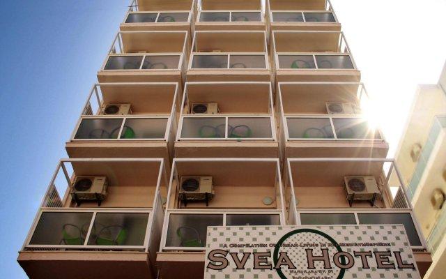 Svea Hotel - Adults Only вид на фасад