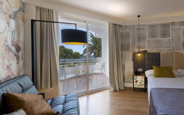 Отель Alua Calvià Dreams (ex The Fergus) комната для гостей
