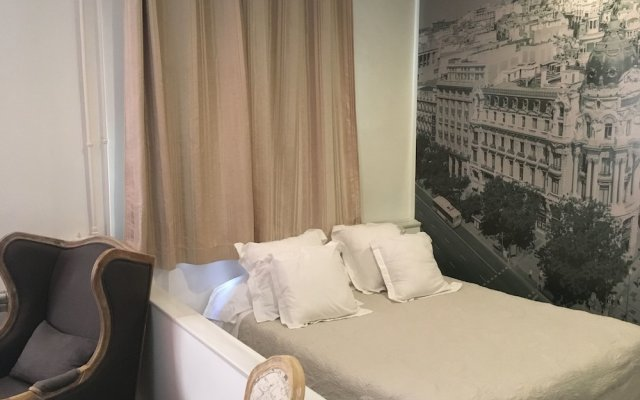 Отель Apartamento City Испания, Мадрид - отзывы, цены и фото номеров - забронировать отель Apartamento City онлайн комната для гостей