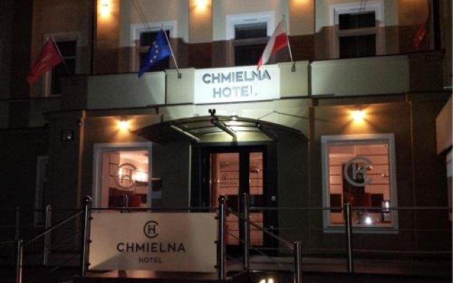 Hotel Chmielna вид на фасад