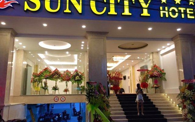 Отель Sun City Hotel Вьетнам, Нячанг - 4 отзыва об отеле, цены и фото номеров - забронировать отель Sun City Hotel онлайн вид на фасад