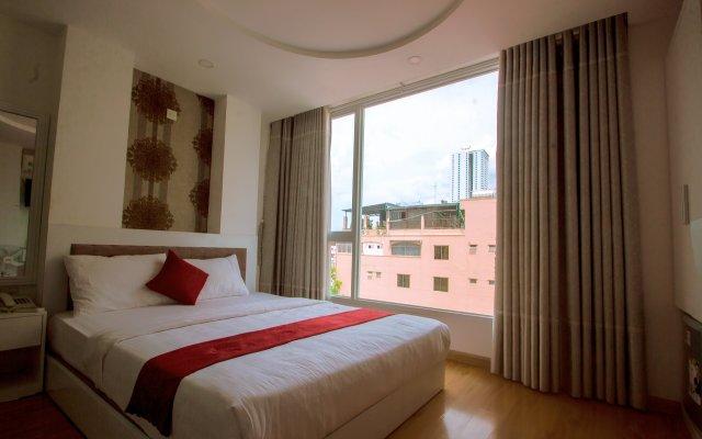 Ban Mai Hotel комната для гостей