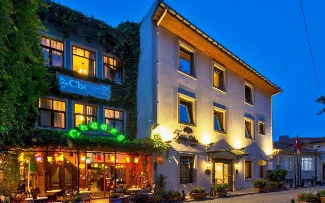 Zeynep Sultan Турция, Стамбул - 1 отзыв об отеле, цены и фото номеров - забронировать отель Zeynep Sultan онлайн вид на фасад