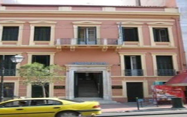 Отель Efesos - Hostel Греция, Афины - отзывы, цены и фото номеров - забронировать отель Efesos - Hostel онлайн вид на фасад