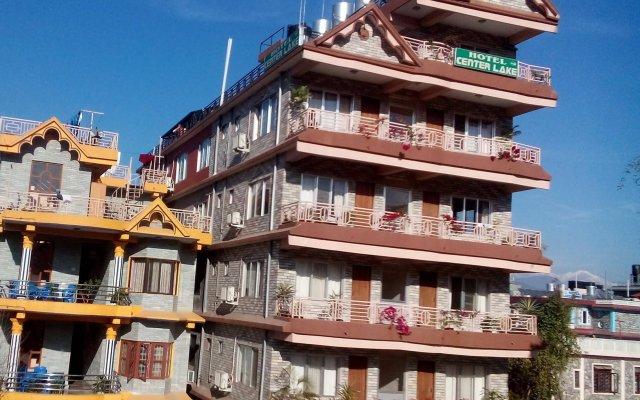 Отель Center Lake Непал, Покхара - отзывы, цены и фото номеров - забронировать отель Center Lake онлайн вид на фасад