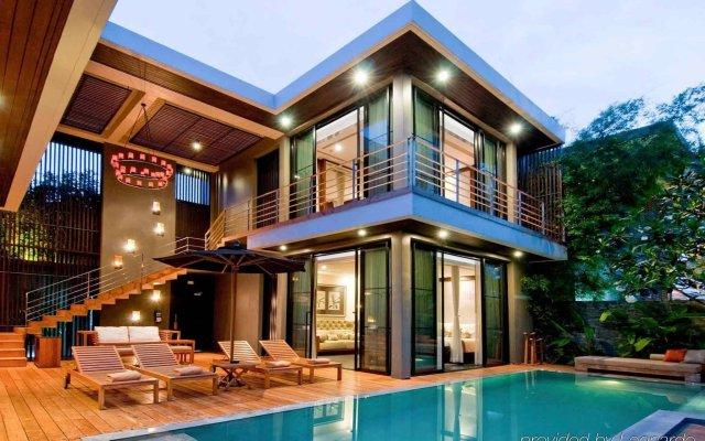 Отель V Villas Hua Hin MGallery by Sofitel вид на фасад