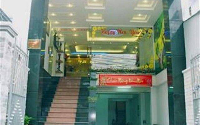 Remi hotel вид на фасад