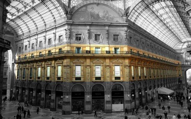 Отель Galleria Vik Milano Италия, Милан - отзывы, цены и фото номеров - забронировать отель Galleria Vik Milano онлайн вид на фасад