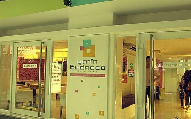 Отель Budacco Таиланд, Бангкок - 2 отзыва об отеле, цены и фото номеров - забронировать отель Budacco онлайн вид на фасад