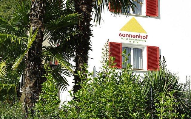 Отель Sonnenhof Италия, Марленго - отзывы, цены и фото номеров - забронировать отель Sonnenhof онлайн вид на фасад