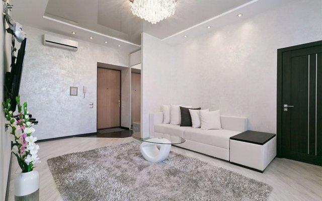 Апартаменты Minsklux Энгельса 12 Минск комната для гостей