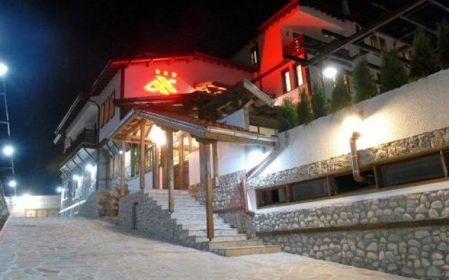 Отель Adjev Han Hotel Болгария, Сандански - отзывы, цены и фото номеров - забронировать отель Adjev Han Hotel онлайн вид на фасад
