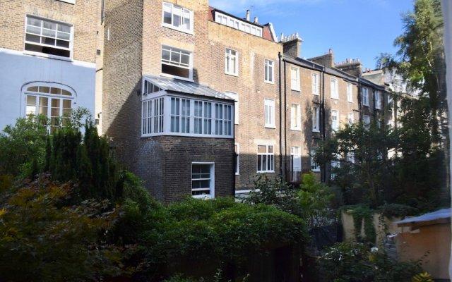 Отель 1 Bedroom Townhouse Apartment in Notting Hill Великобритания, Лондон - отзывы, цены и фото номеров - забронировать отель 1 Bedroom Townhouse Apartment in Notting Hill онлайн вид на фасад