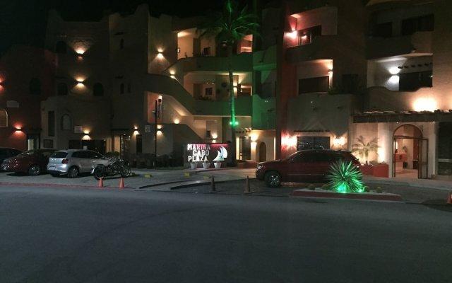 Отель Studio Suite At Marina Cabo Plaza Мексика, Золотая зона Марина - отзывы, цены и фото номеров - забронировать отель Studio Suite At Marina Cabo Plaza онлайн вид на фасад