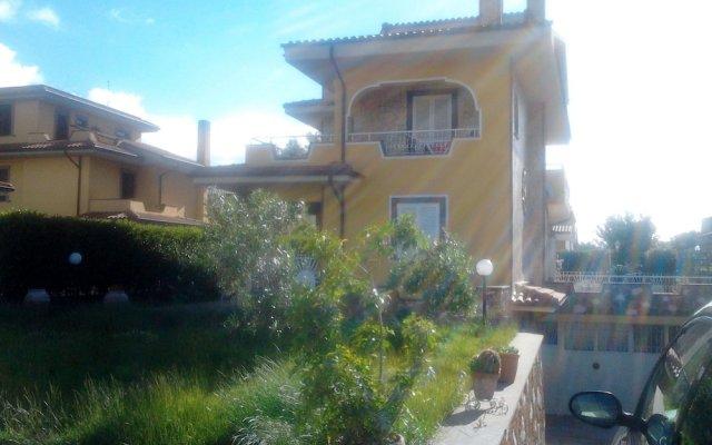 Отель Il Melograno вид на фасад