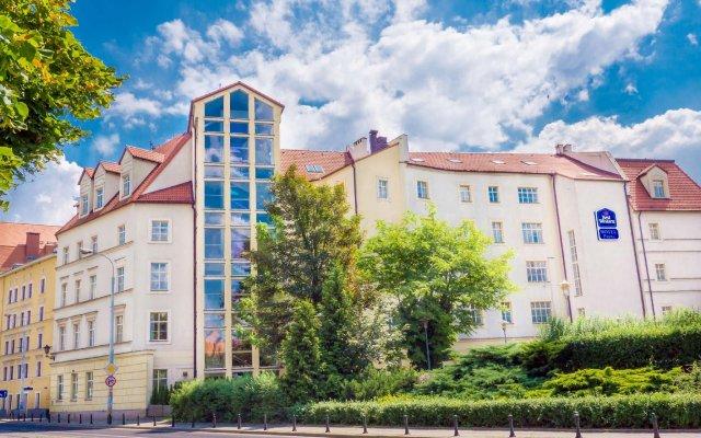 Best Western Prima Hotel Wroclaw вид на фасад