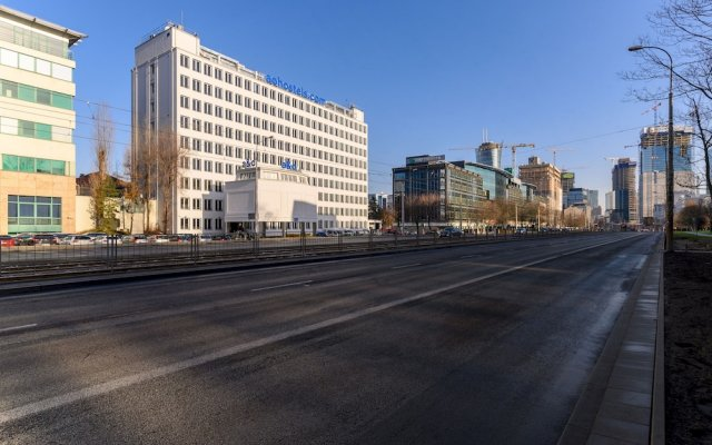 Отель a&o Warsaw Wola Польша, Варшава - отзывы, цены и фото номеров - забронировать отель a&o Warsaw Wola онлайн вид на фасад