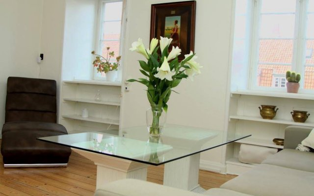 Отель Valmuevej Apartment Дания, Копенгаген - отзывы, цены и фото номеров - забронировать отель Valmuevej Apartment онлайн комната для гостей
