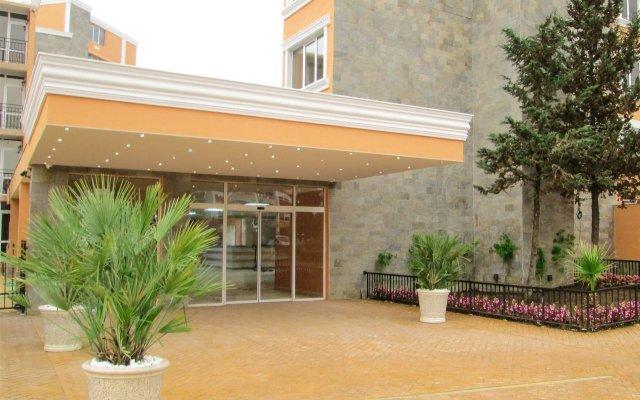 Hotel Riva - All Inclusive вид на фасад