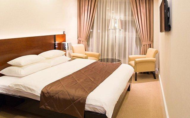 Отель Ribella Москва комната для гостей