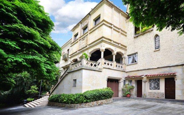 Отель Stein Colonial Колумбия, Кали - отзывы, цены и фото номеров - забронировать отель Stein Colonial онлайн вид на фасад