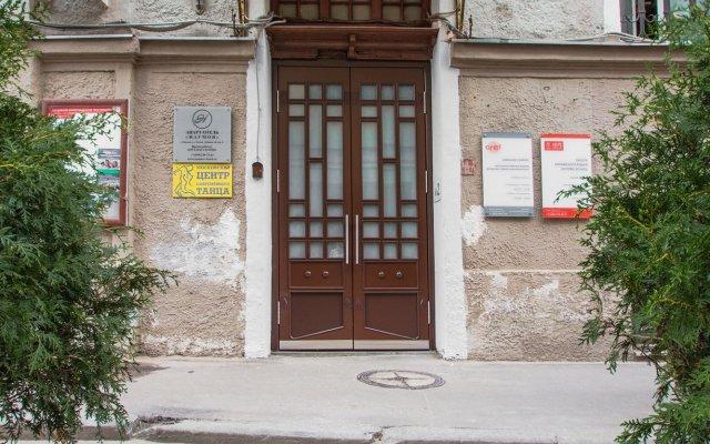 Апарт-Отель Наумов Лубянка вид на фасад