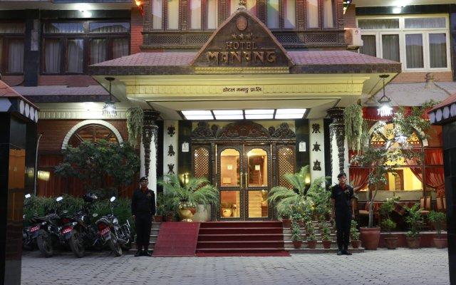 Отель Manang Непал, Катманду - отзывы, цены и фото номеров - забронировать отель Manang онлайн вид на фасад