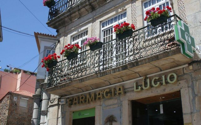 Отель Casa da Farmácia вид на фасад