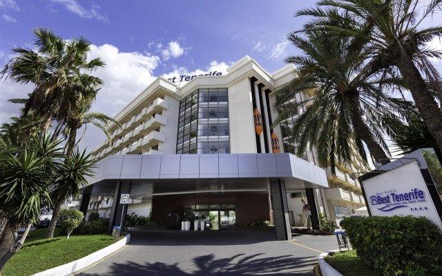 Отель Best Tenerife вид на фасад