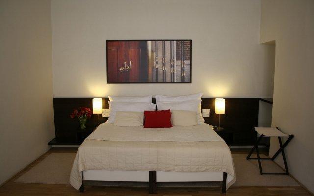 Отель Domus Balthasar Design Прага комната для гостей