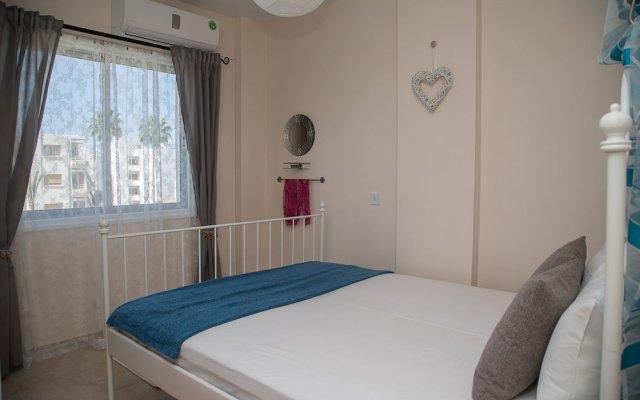 Апартаменты Paphos Love Hut Apartment комната для гостей