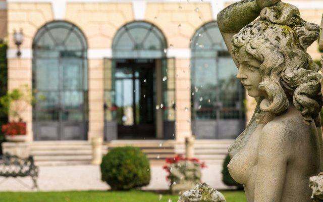 Отель Best Western Plus Hotel Villa Tacchi Италия, Гаццо - отзывы, цены и фото номеров - забронировать отель Best Western Plus Hotel Villa Tacchi онлайн вид на фасад
