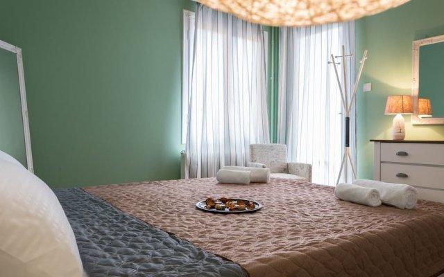 Апартаменты Acropolis Apartment with a unique view Афины комната для гостей