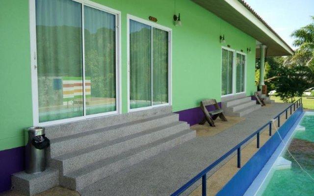 Отель Ns Mountain Beach Resort вид на фасад