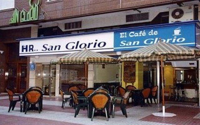 Отель Hostal San Glorio Испания, Сантандер - отзывы, цены и фото номеров - забронировать отель Hostal San Glorio онлайн вид на фасад