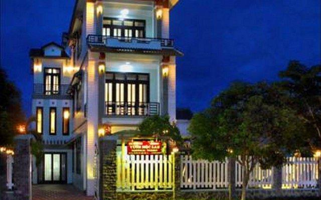 Отель Magnolia Garden Villa вид на фасад
